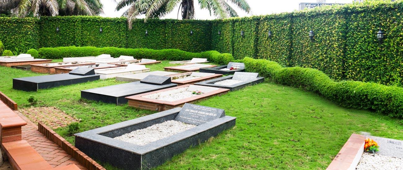 Private Cemetery Services