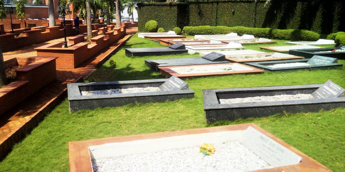 Islam Cemetery