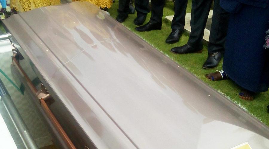 MacDonald Tubi Burial At Vaults and Gardens